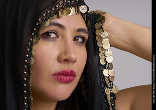 Belly Dance Shoot - Laura