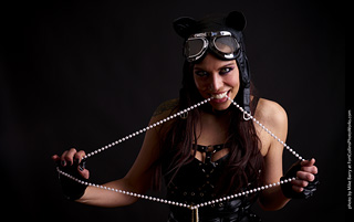 Catwoman Cosplay Shoot - Mandy