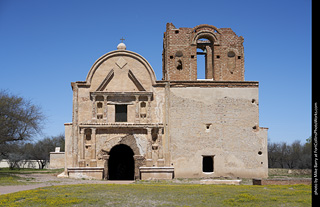 Tumacacori Mission, Arizona